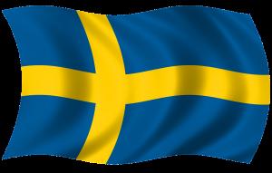 Suede drapeau 300x191 Liens