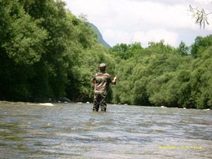 IMG 0632 300x225 Séjours adolescents et jeunes de pêche à la truite
