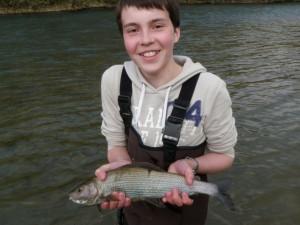 ombre DOC paul 2010 300x225 Stage de pêche à la mouche jeunes et adolescents