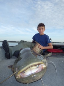 IMGP1634 225x300 Camp de pêche jeunes et ados carnassiers