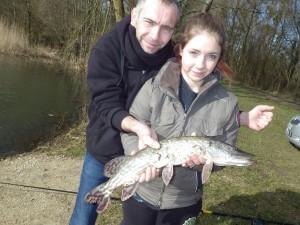 IMGP1730 300x225 Stage pêche famille père/mère fils/fille