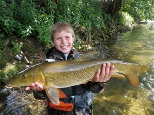 P7281327 300x225 Stage pêche enfants adolescents mutil pêche