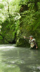 L1020366 e1468141047796 169x300 Voyage de pêche en Slovénie