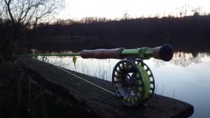 pike fly fishing 300x169 Au Domaine du grand étang