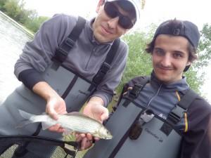 IMGP1082 300x225 Stage et séjour de pêche en famille de la truite