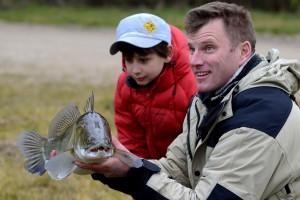 150220 P Etang 13 gf 300x200 Colonie de pêche de février, une réussite! Dernière partie