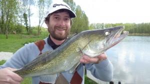 IMGP1901 300x169 Stage de pêche ados de Pâques au lac du Der
