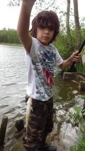 IMGP1918 169x300 Journée de pêche sympathique au Domaine du grand étang
