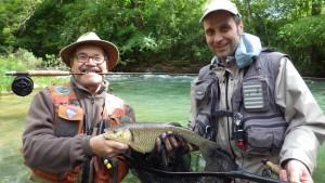 IMGP1945 300x169 Pêche à la mouche dans les rivières de Champagne