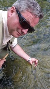 IMGP1970 169x300 Initiation pêche à la mouche sur la Marne
