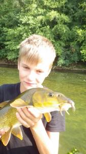 IMGP2364 169x300 Session de pêche, pour jeune au lac du Der