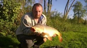 IMG 0399 300x168 Session de pêche au Domaine du grand étang de Narcy