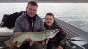 IMGP2665 300x169 Stage pêche carnassier jeune au lac du Der