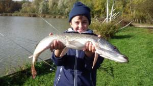 IMGP2705 300x169 Séjour de pêche à la Toussaint pour jeunes et ados, acte 2