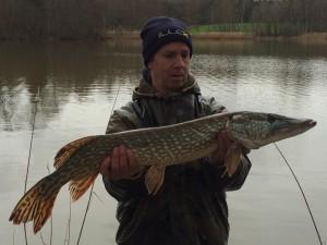 IMG 0811 300x225 Journée de pêche au Domaine du grand étang de Narcy
