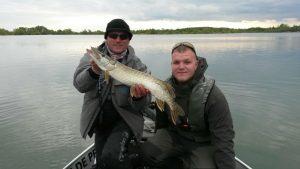 Alexi 300x169 Stage de pêche au lac du Der.