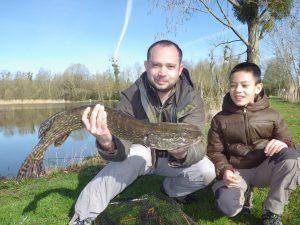 IMGP2920 300x225 Initiation de la pêche du brochet aux leurres
