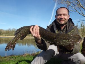 IMGP2921 300x225 Initiation de la pêche du brochet aux leurres