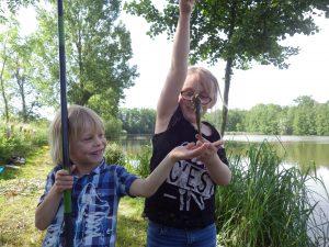 IMGP2988 300x225 Animation pêche pour un groupe de scolaire