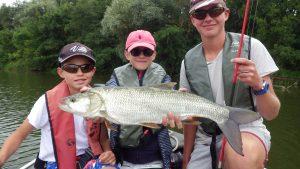 IMGP3395 300x169 Stage de pêche de laspe en Moselle