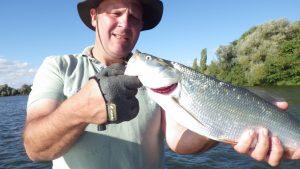 IMGP3474 300x169 Stage de pêche de laspe !!!