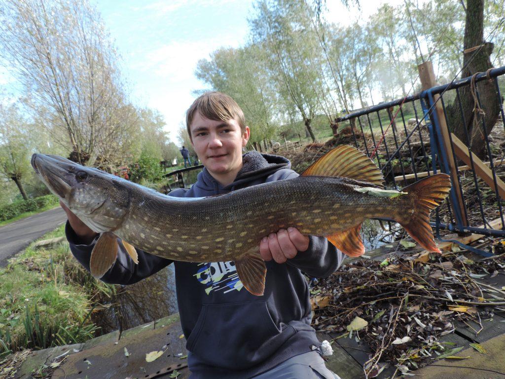 DSCN1691 1024x768 Séjour de pêche en Hollande