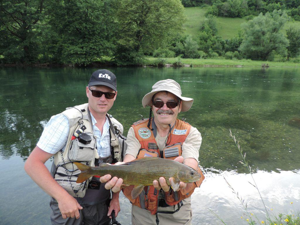 DSCN1038 1024x768 Voyage de pêche en Bosnie