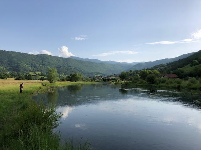 IMG 4198 Voyage de pêche en Bosnie